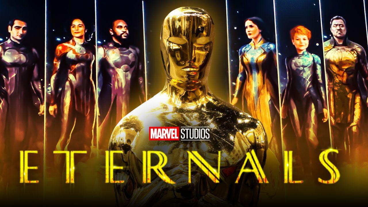 Eternals Movie Oscars Concept Art Superheroes