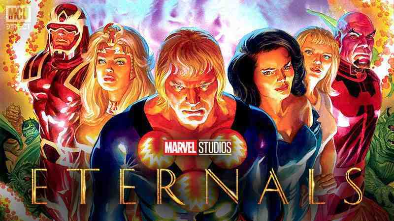 Eternals VFX Production Continuing from Home