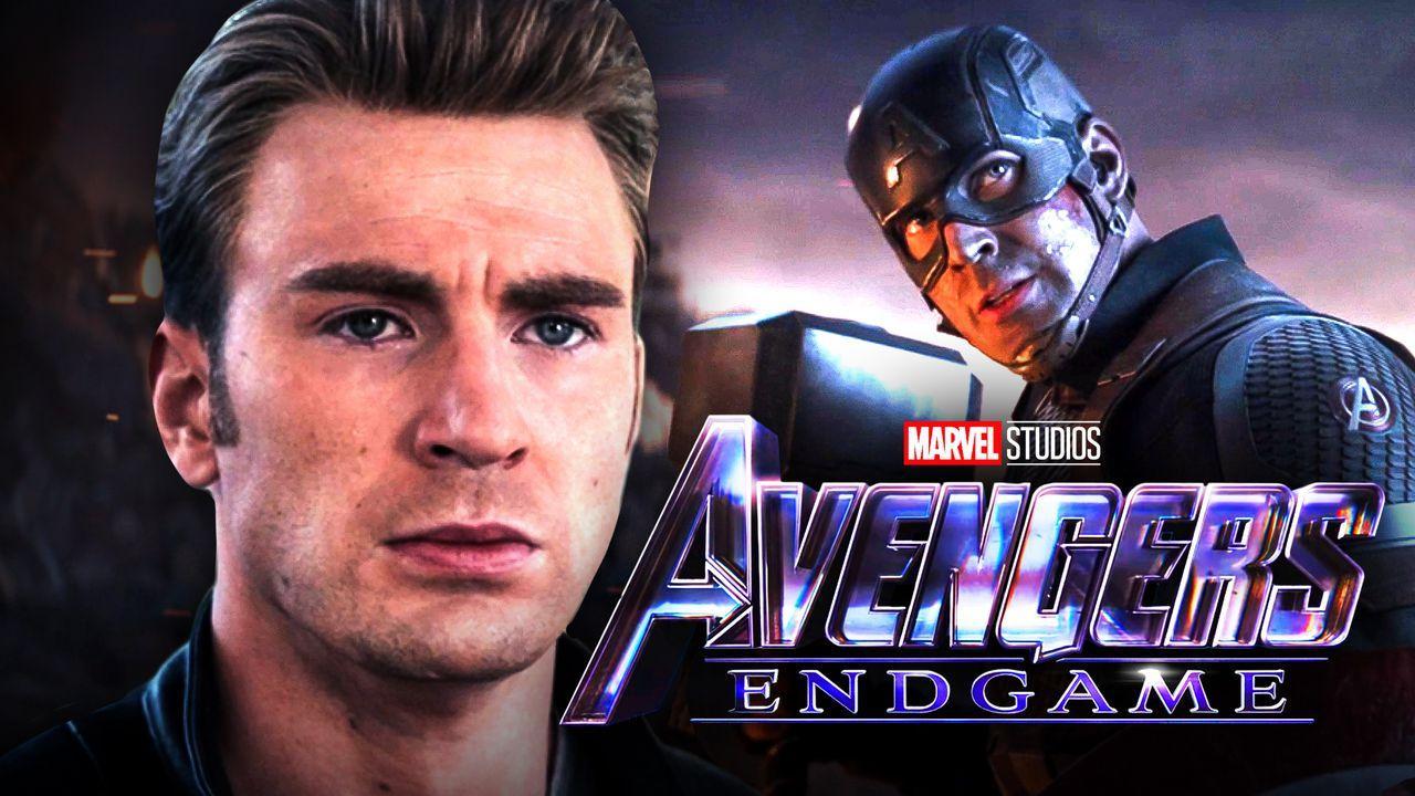 Chris Evans, Captain America, Avengers: Endgame