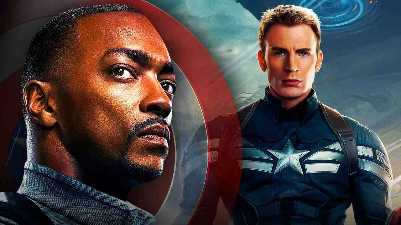 Falcon, Steve Rogers, Captain America, The Winter Soldier