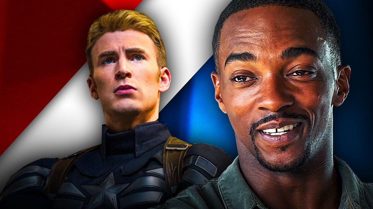 Captain America, Anthony Mackie