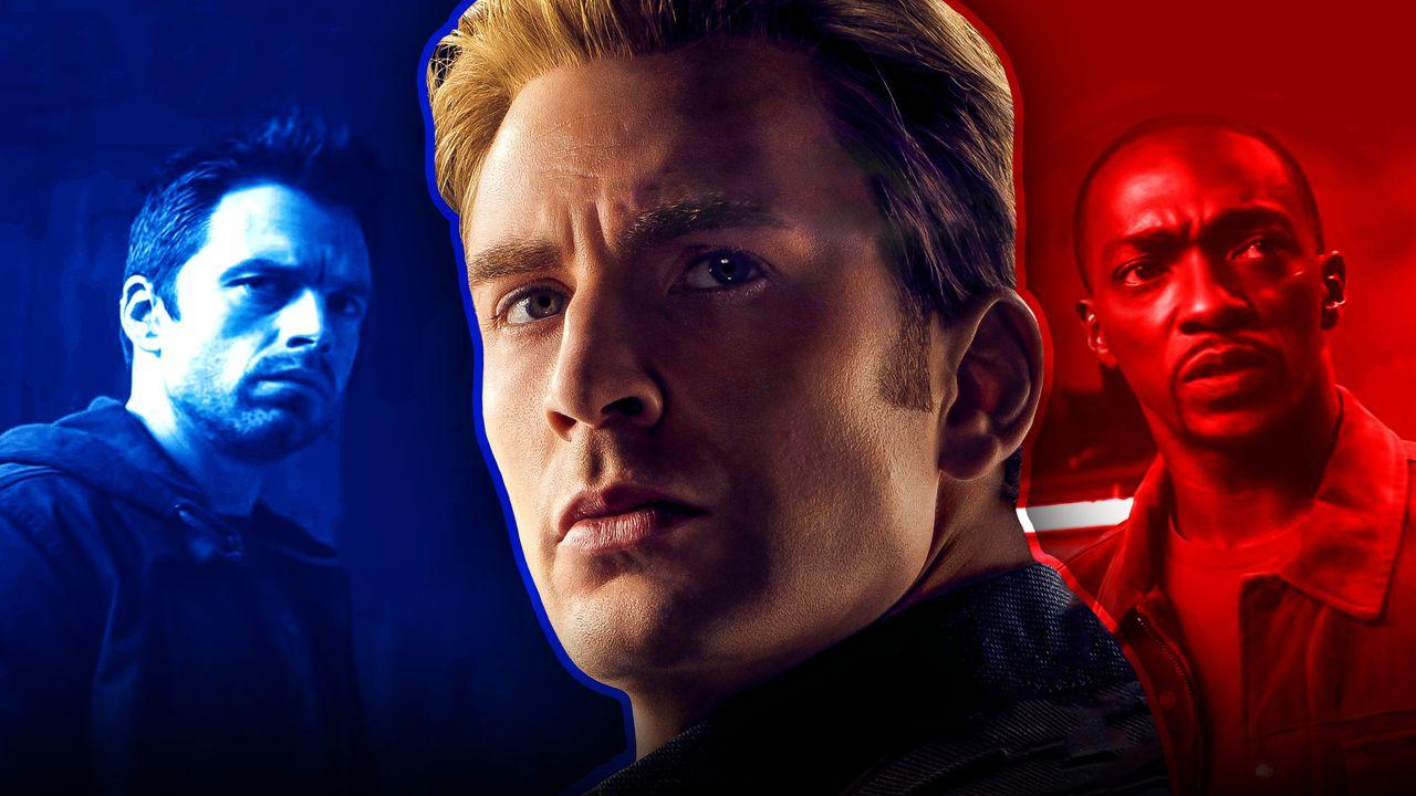 Captain America, The Falcon and the Winter Soldier