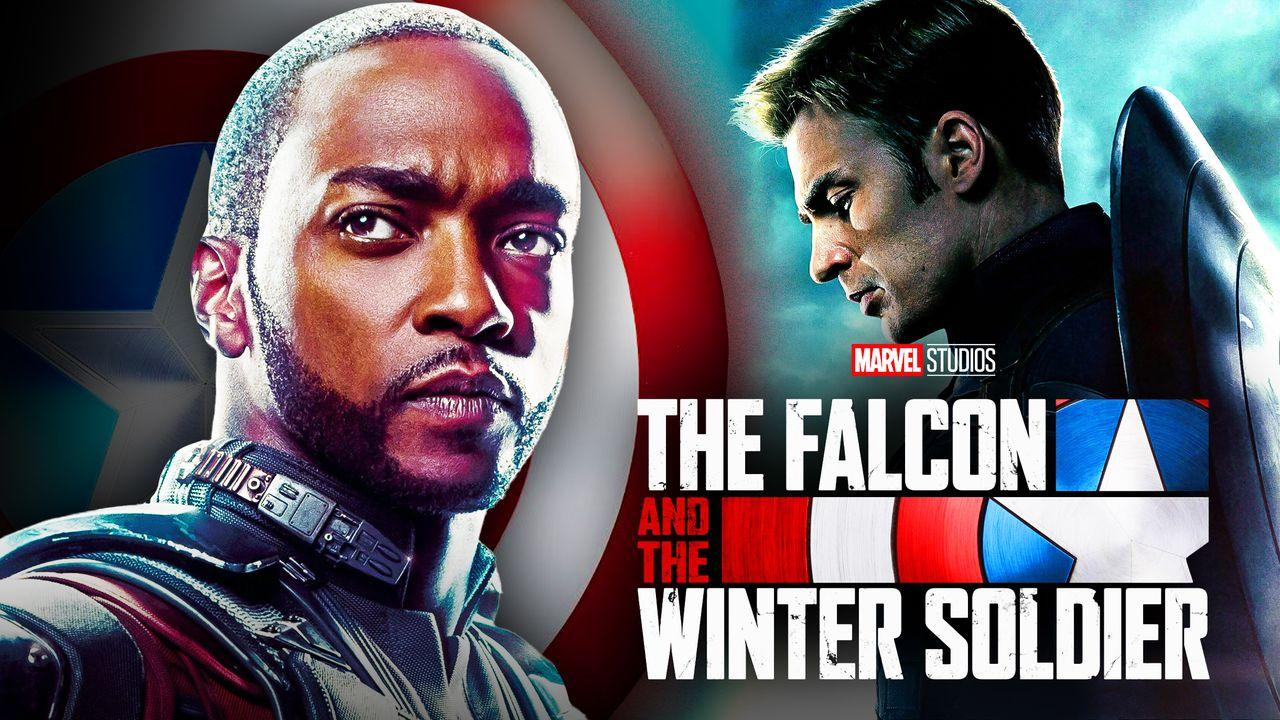 The Falcon and the Winter Soldier, Sam Wilson, Steve Rogers