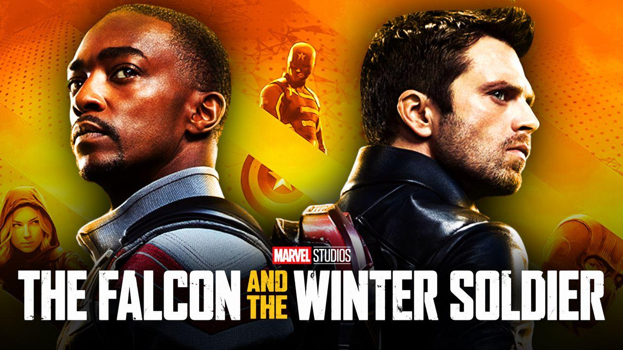 Falcon and Winter Soldier Background Sam Bucky