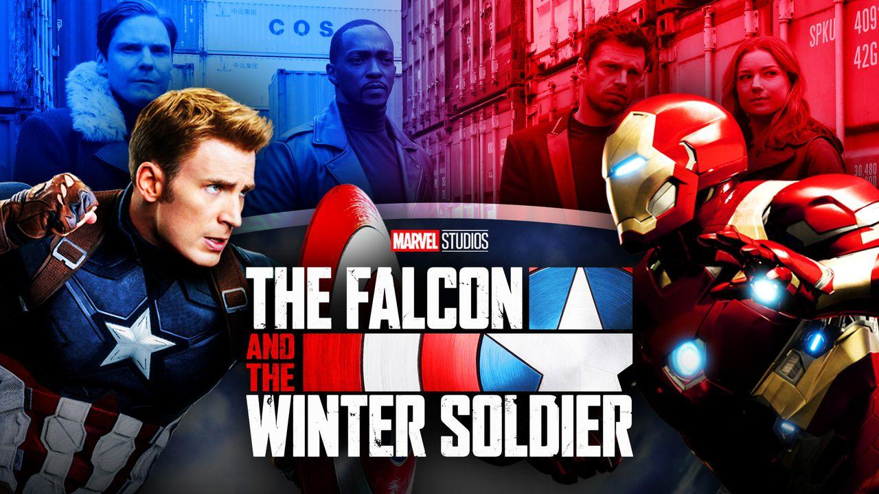 The Falcon and the Winter Soldier, Captain America: Civil War, Iron Man