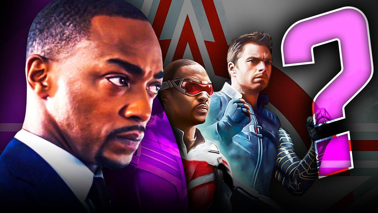 Anthony Mackie Question Mark