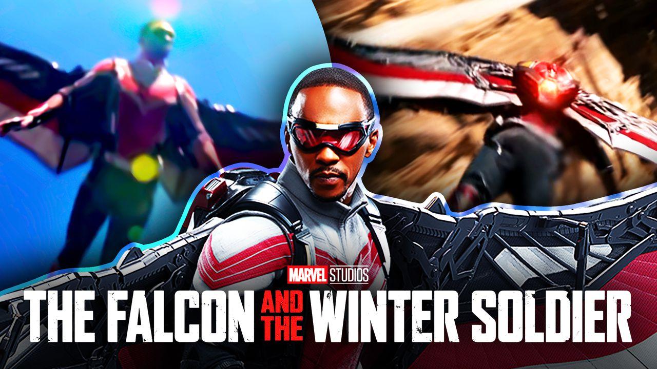 Falcon, The Falcon and the Winter Soldier