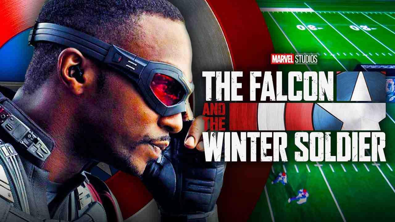 Falcon, The Falcon and the Winter Soldier logo