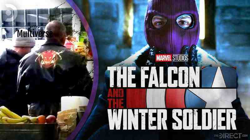Biker Jacket from The Falcon and The Winter Soldier