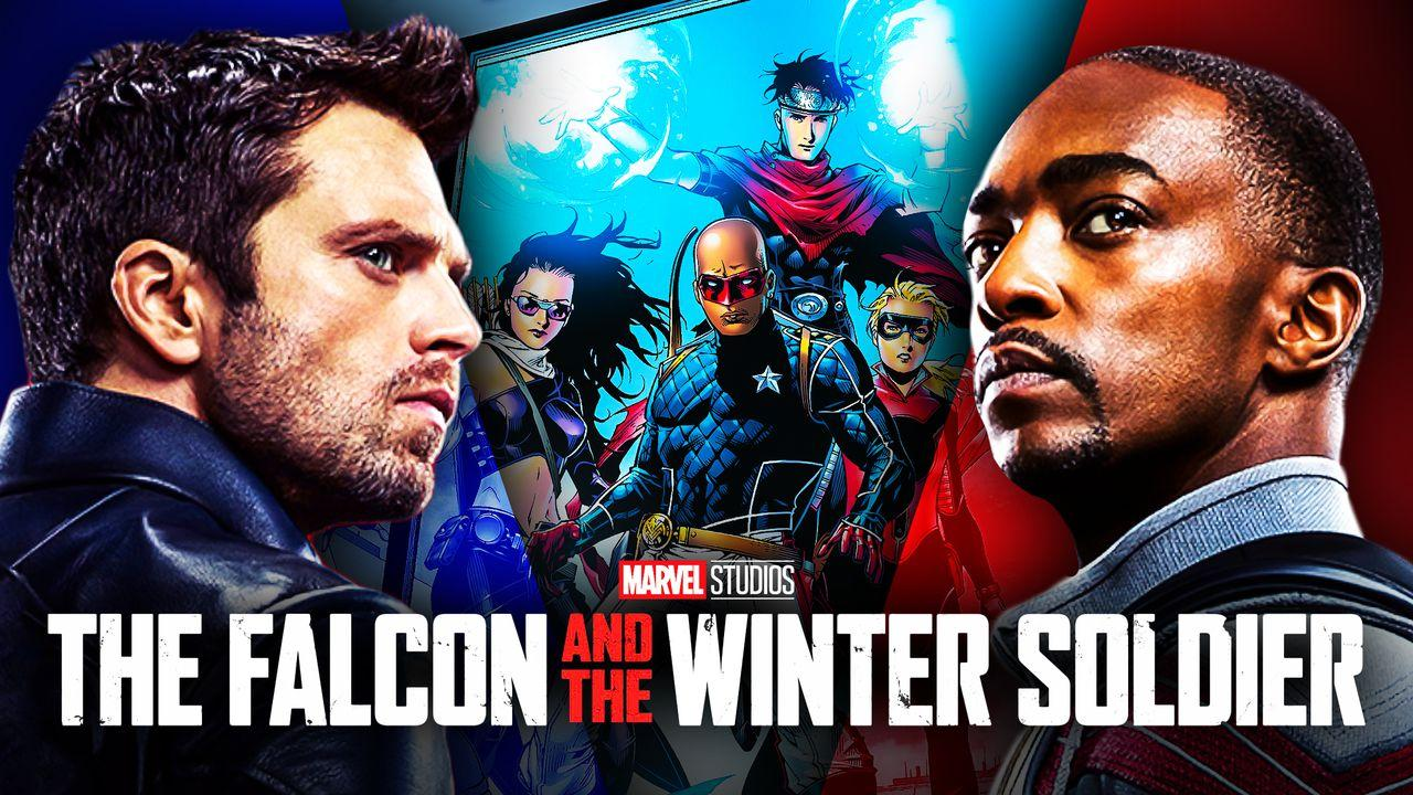 The Falcon and the Winter Soldier, Young Avengers