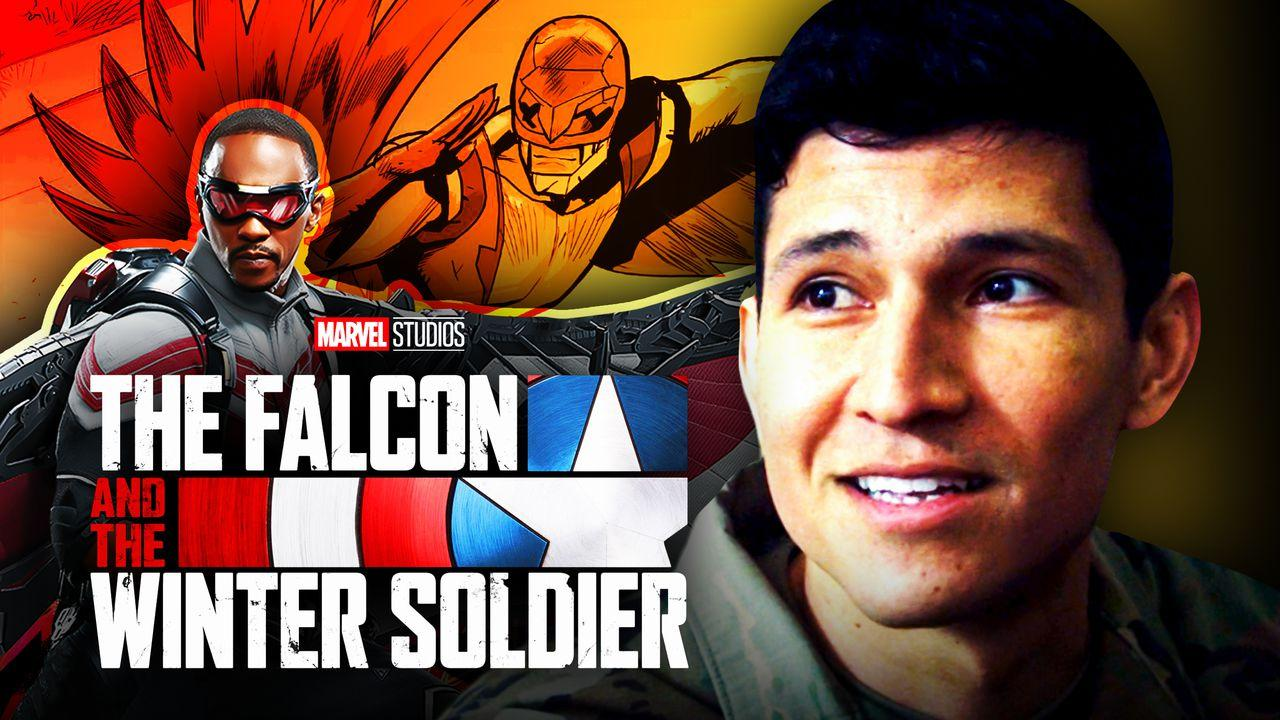 Falcon, Torres, The Falcon and the Winter Soldier