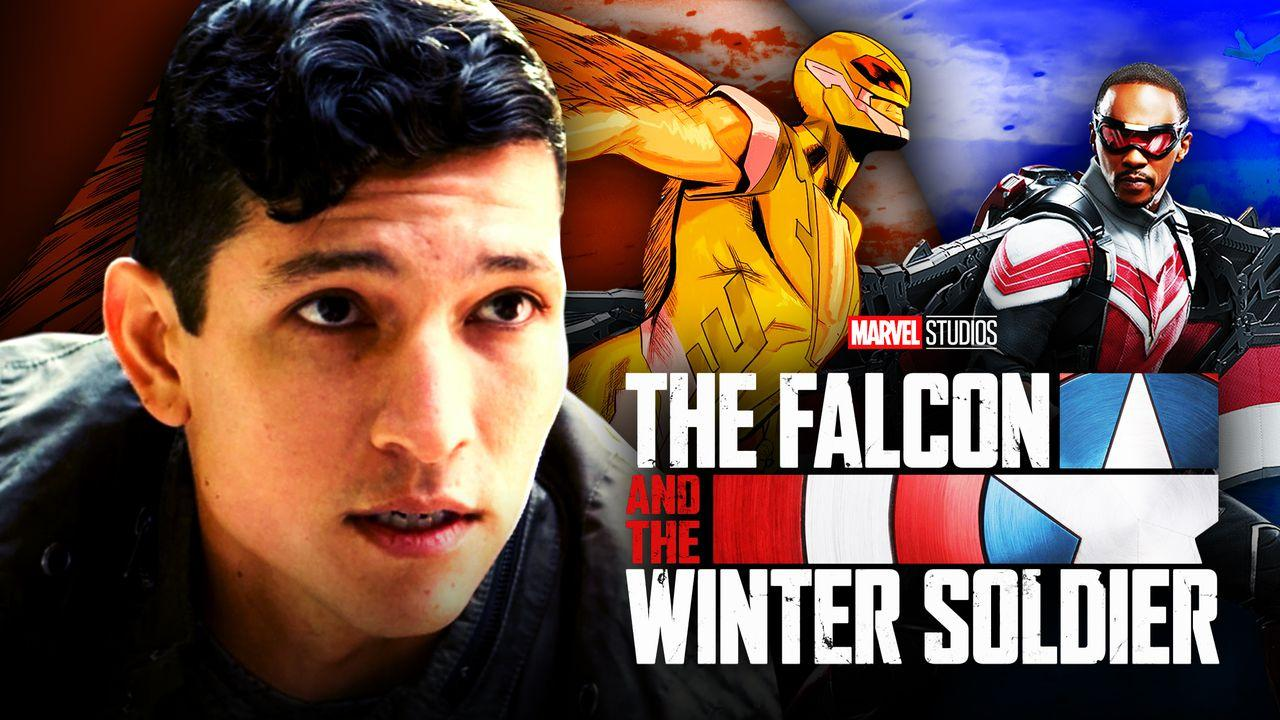 Falcon and Winter Soldier Torres