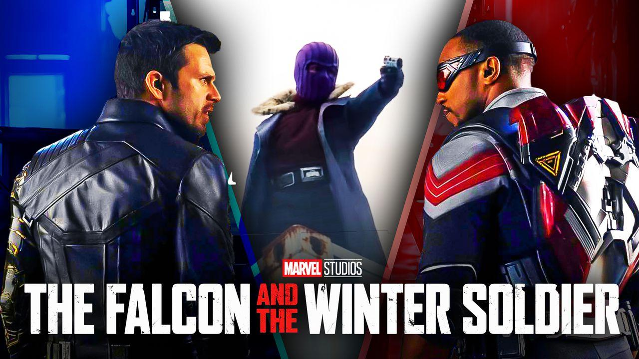 Falcon and Winter Soldier Zemo