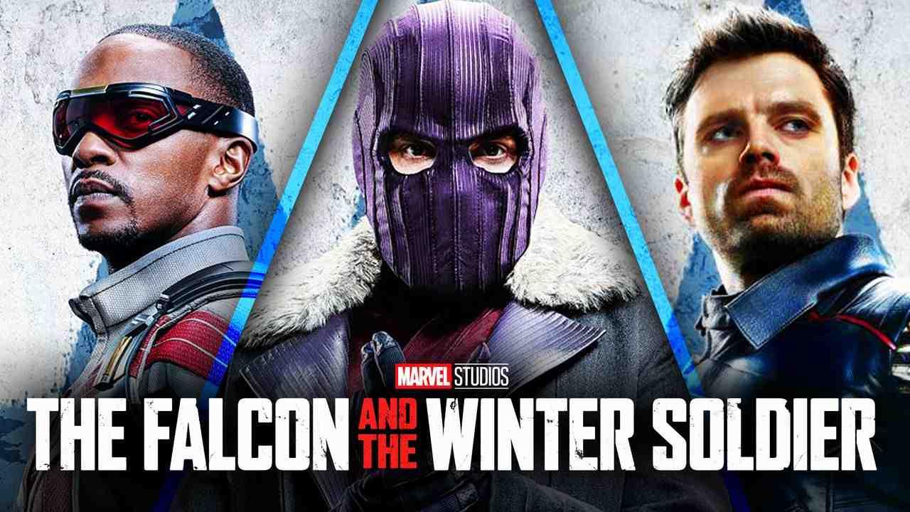 Falcon, Zemo, Winter Soldier