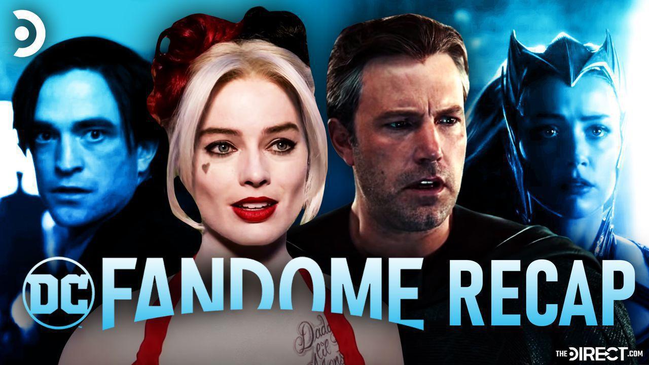 Robert Pattinson, Margot Robbie, Ben Affleck, Amber Heard