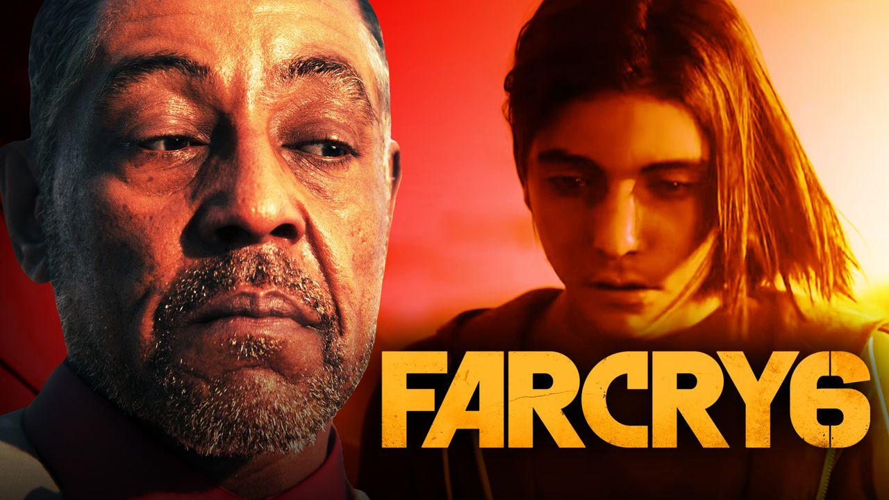 Far Cry 6 Anton and Dani