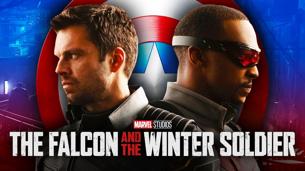Falcon and Winter Soldier poster desktop