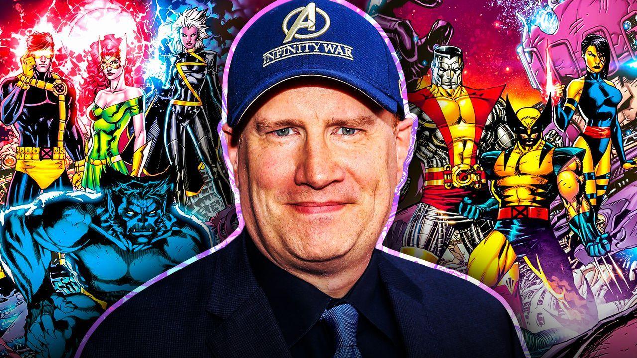 X-Men Kevin Feige comic
