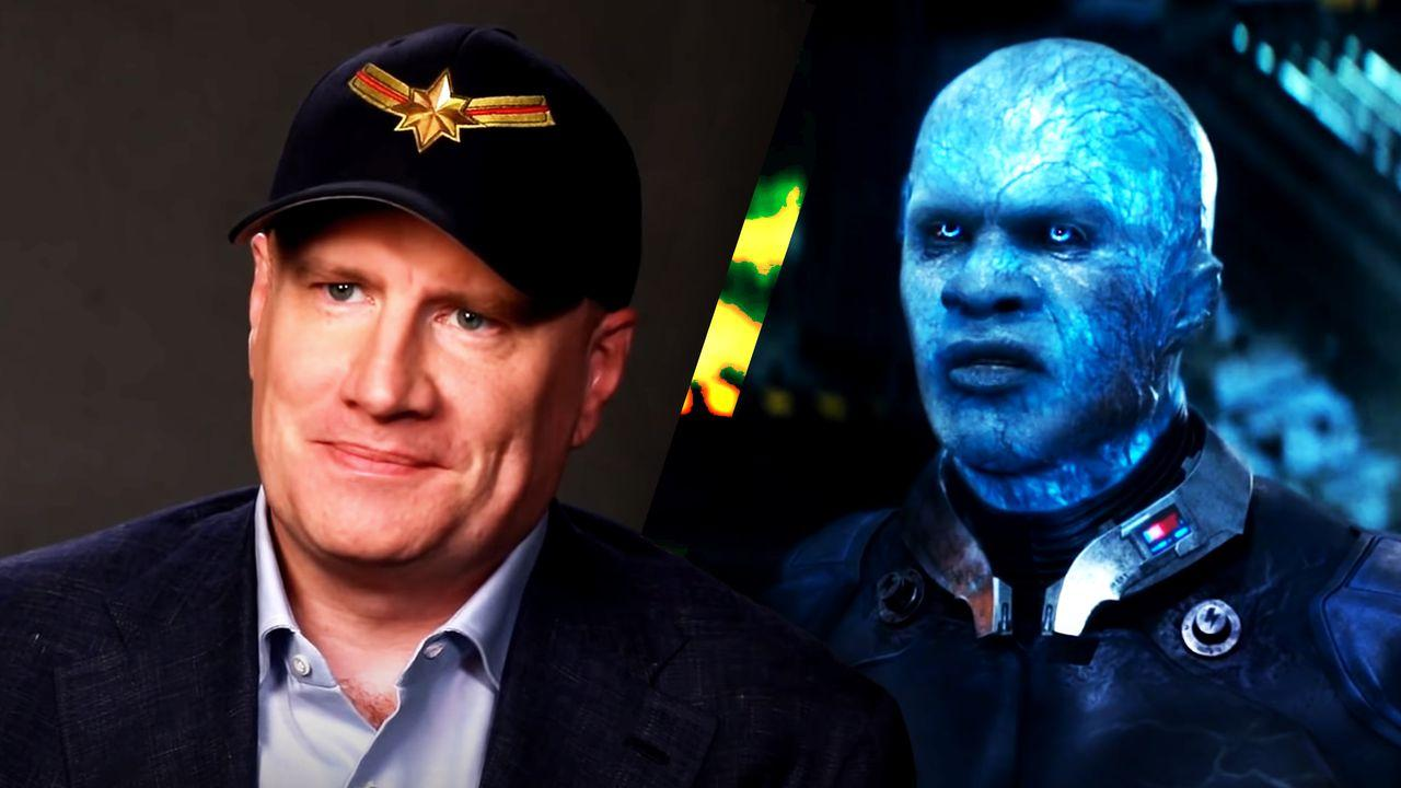 Kevin Feige and Electro