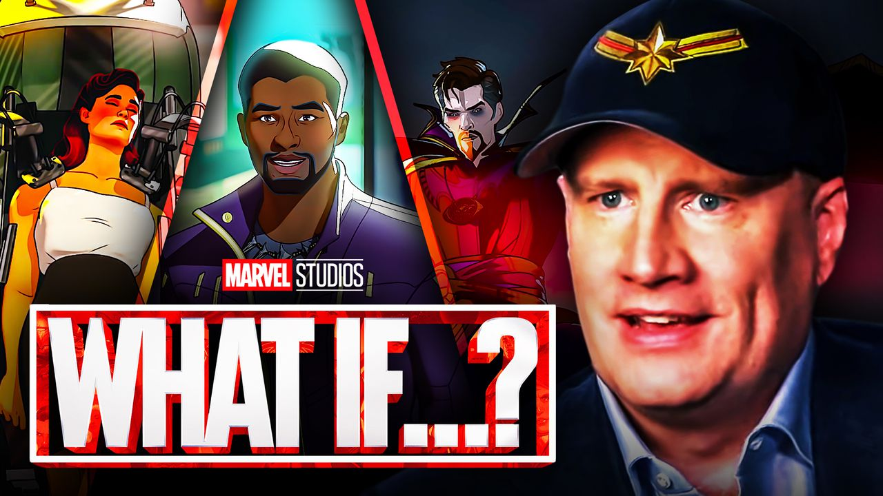Kevin Feige What If Disney+