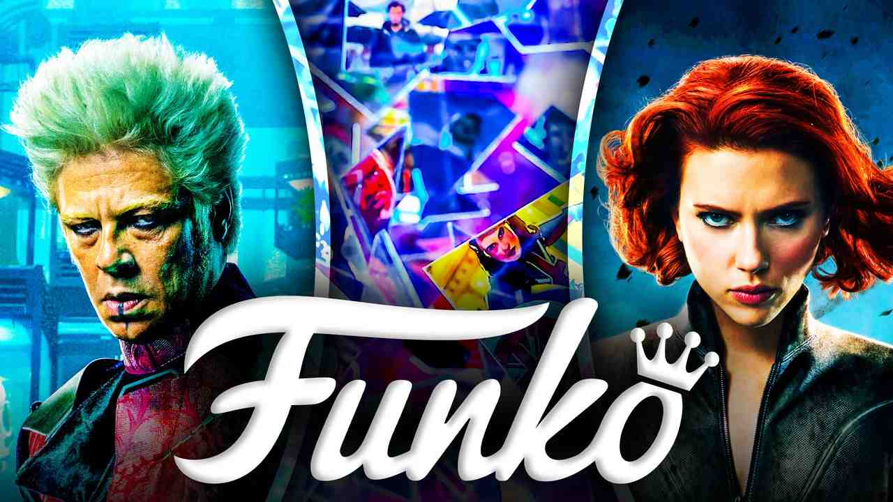 Funko Collector Black Widow