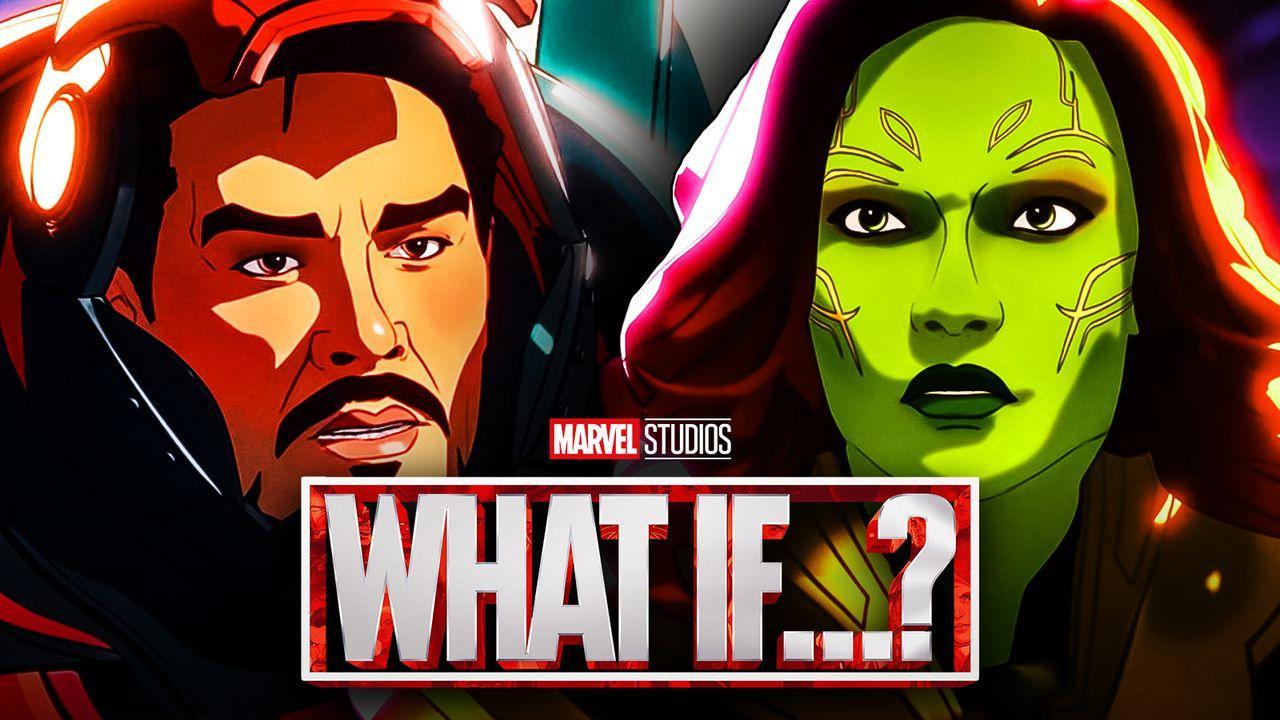 What If Iron Man Gamora