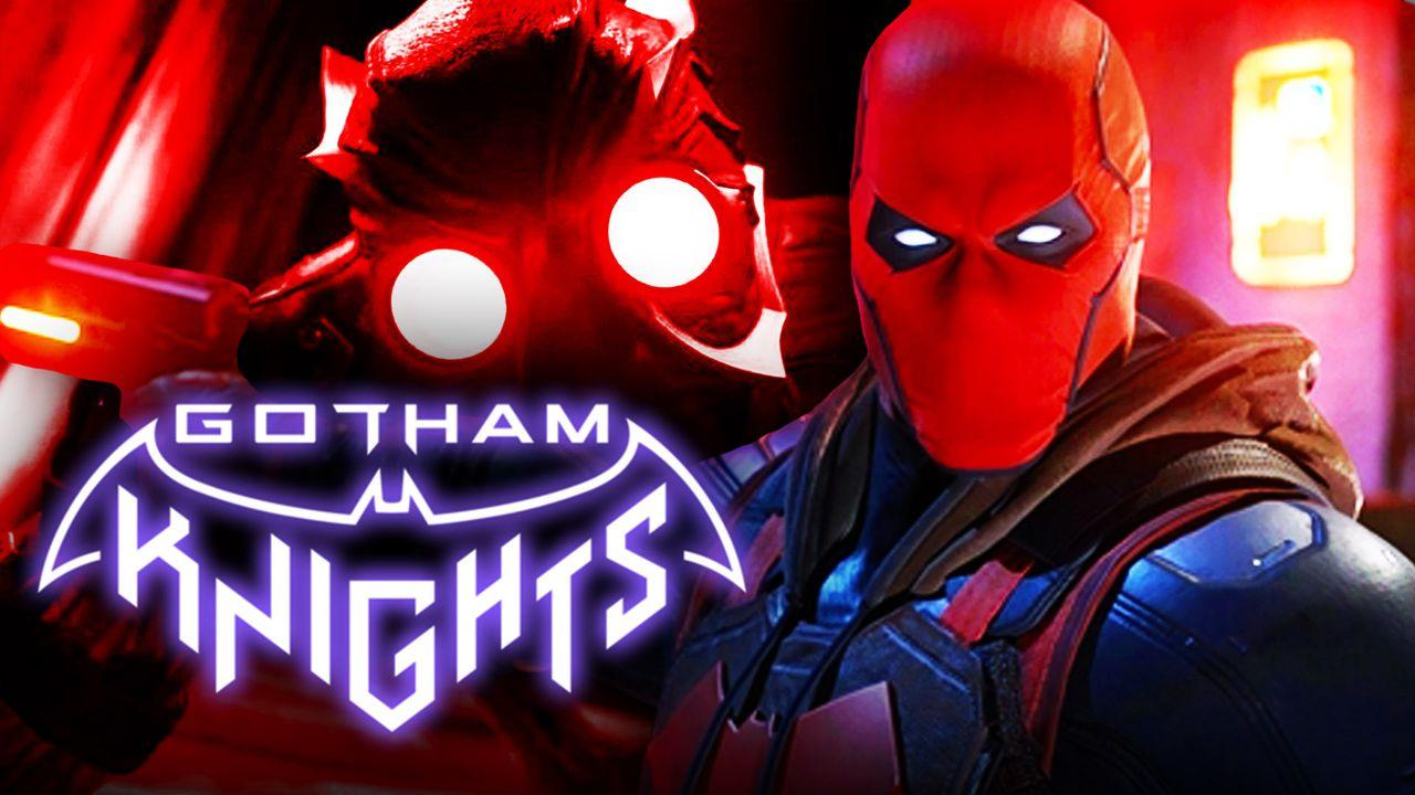 Gotham Knights Red Hood