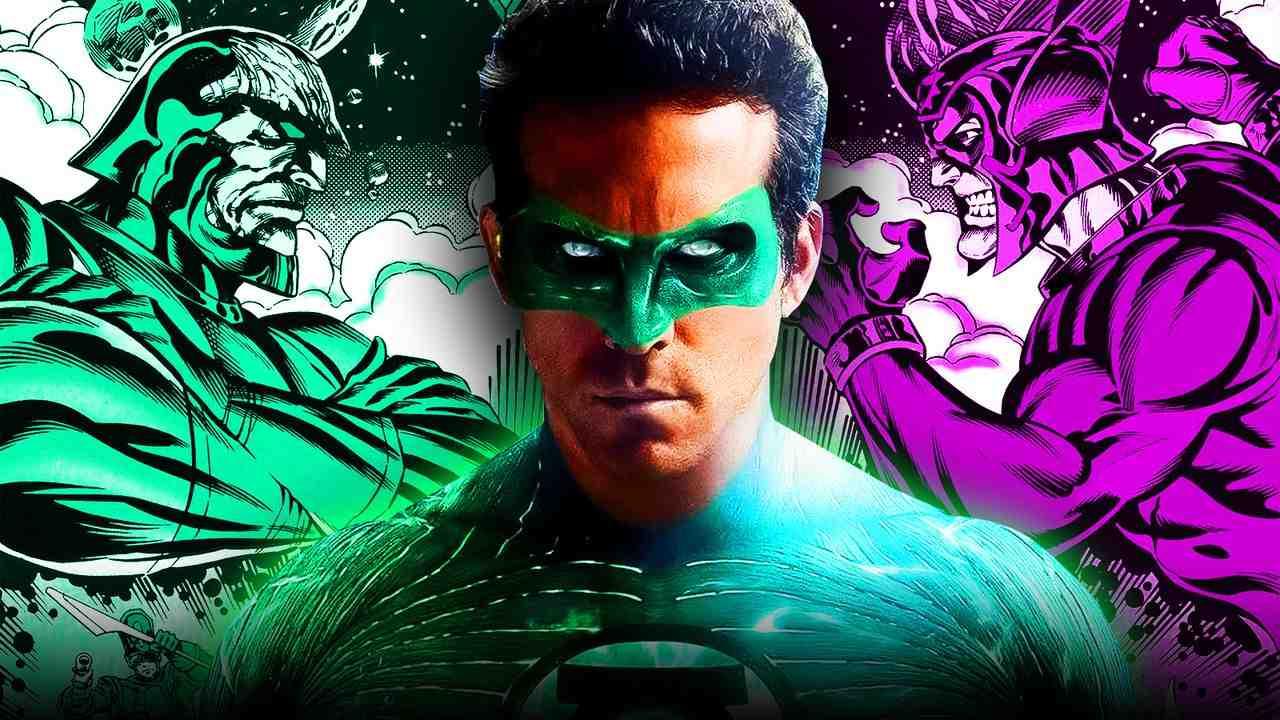 Green Lantern Ryan Reynolds New Gods