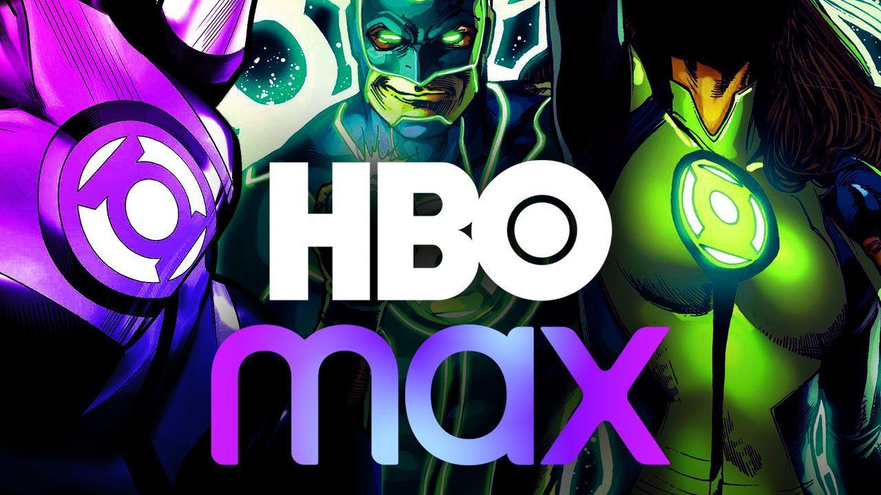 HBO Max, Green Lantern