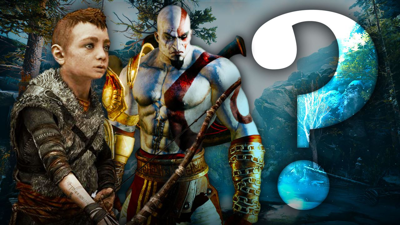 Unannounced Game From God of War Developer