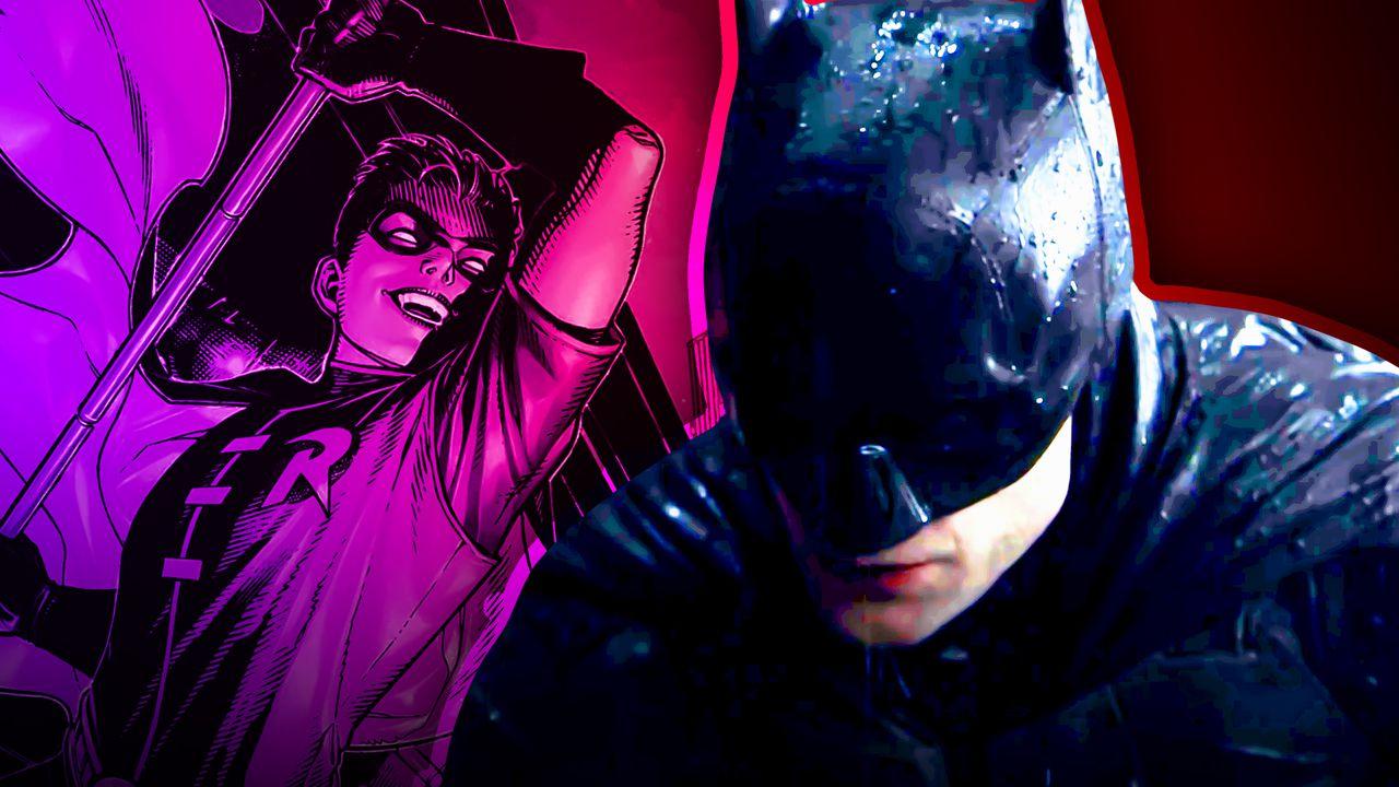 Robin, The Batman