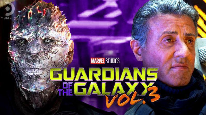 Michael Rosenbaum and Sylvester Stallone will return in Guardians of the Galaxy Vol. 3