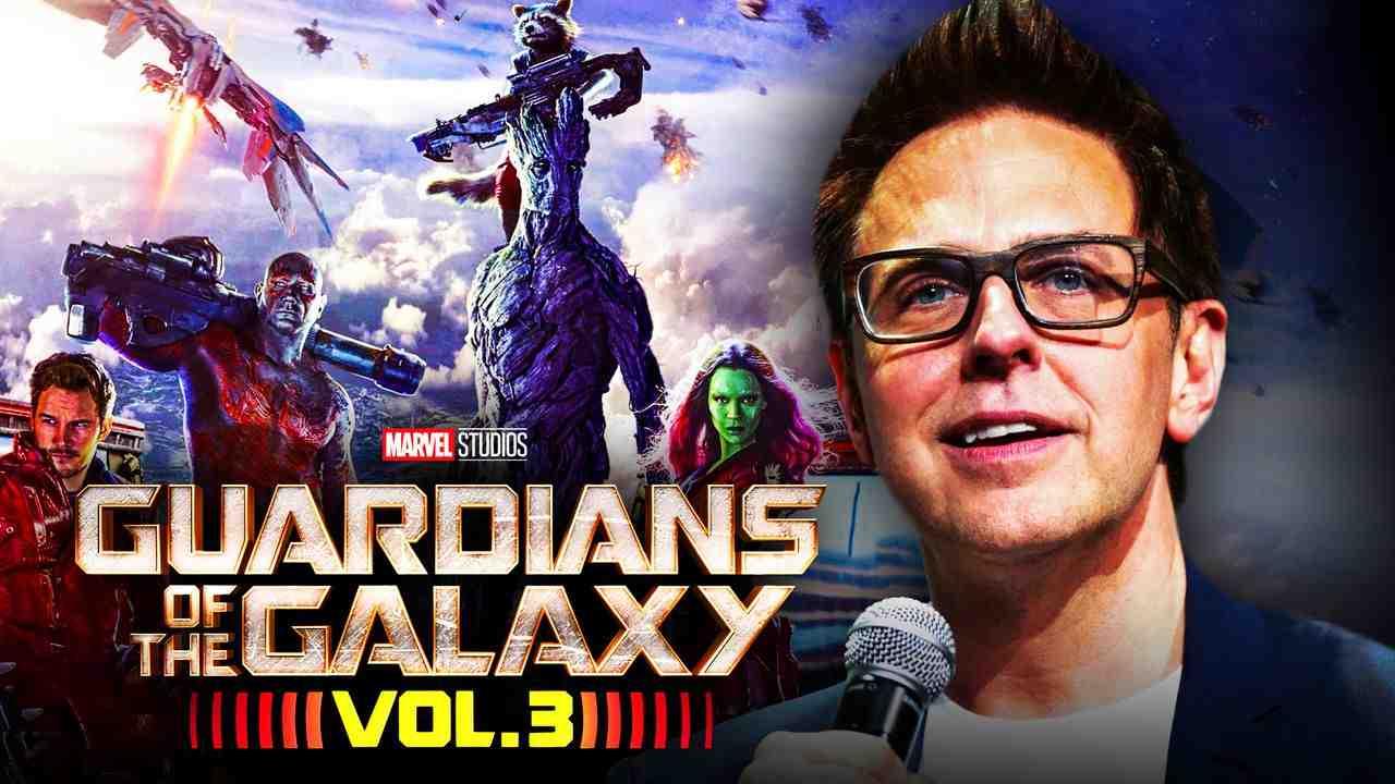 Guardians Galaxy James Gunn MCU