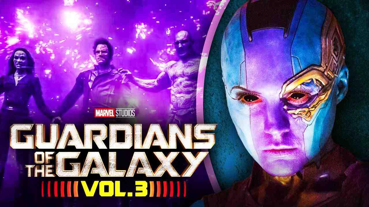 Guardians of the Galaxy Vol 3 Nebula, MCU