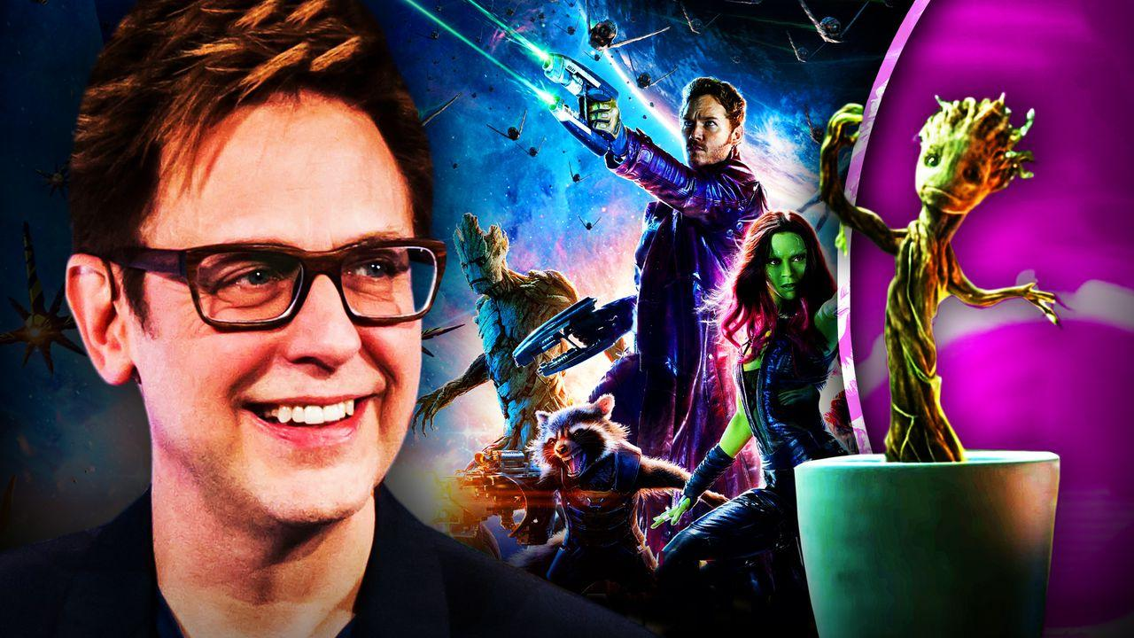 Guardians of the Galaxy, James Gunn, Groot
