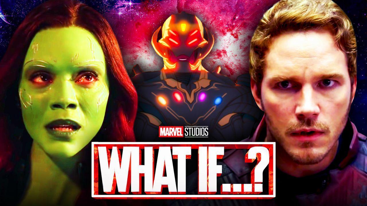 Guardians Galaxy MCU What If