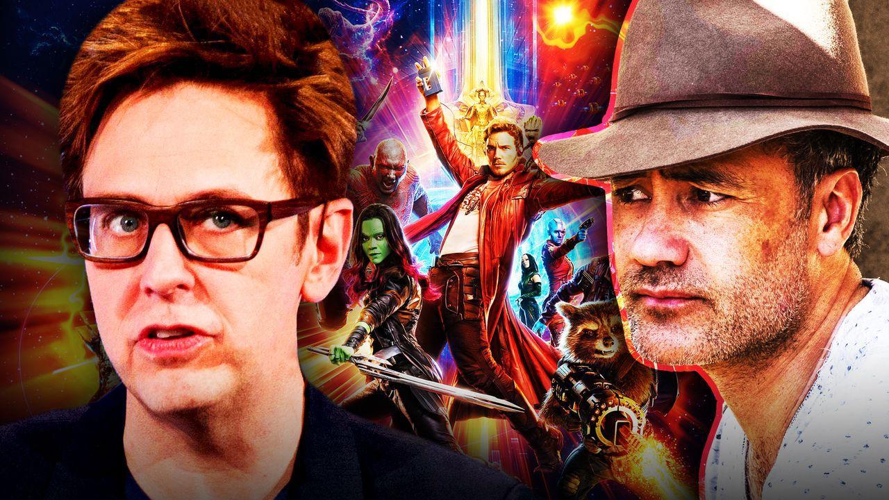 James Gunn, Taika Waititi, Guardians of the Galaxy