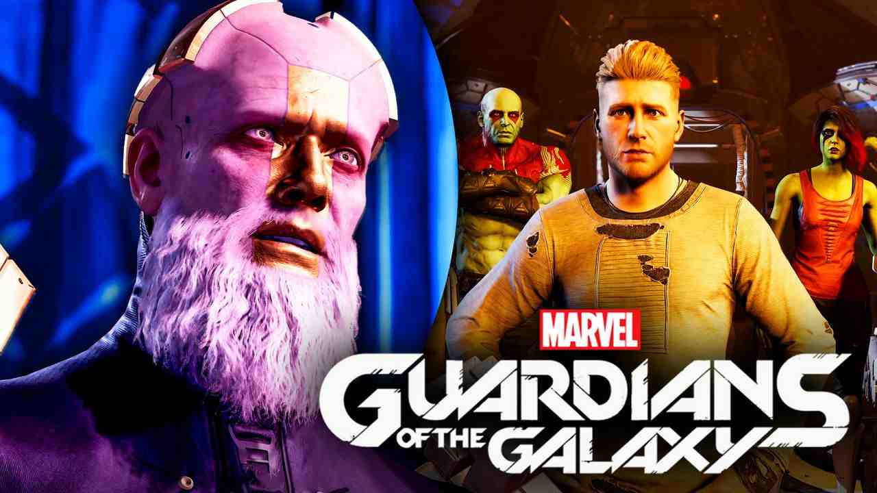 Marvel, Playstation, Guardians of the Galaxy