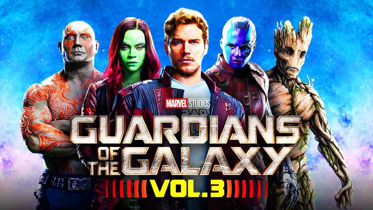 Guardians of the Galaxy Vol. 3 Roster