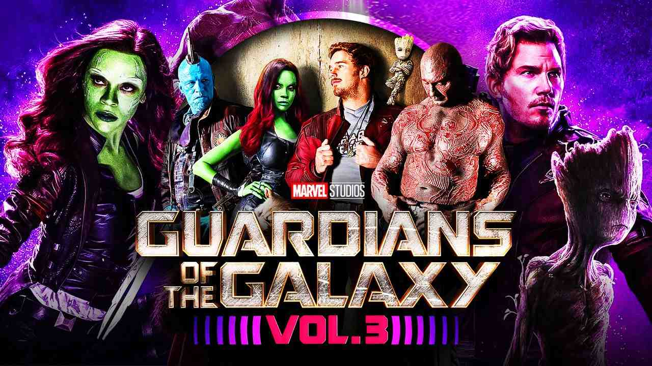 Guardians of the Galaxy 3 Background Characters