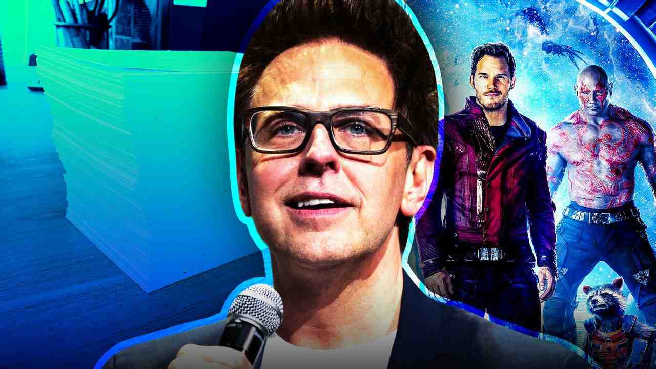 James Gunn, Guardians of the Galaxy Vol. 3