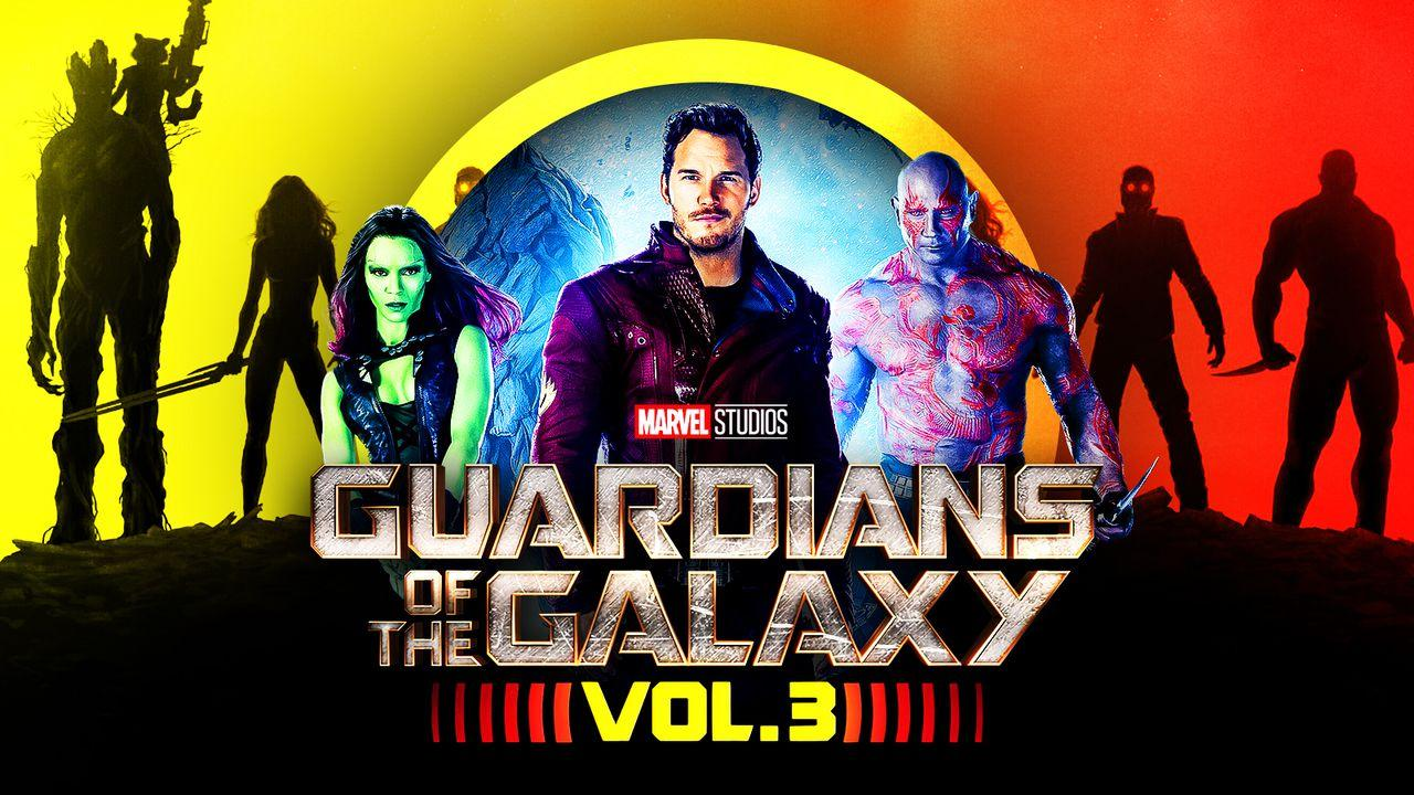 Guardians of the Galaxy, Guardians of the Galaxy Vol. 3 logo