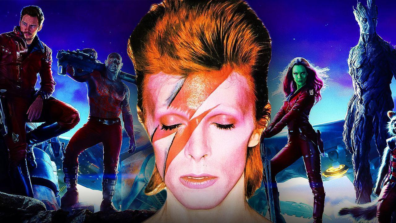 Guardians of the Galaxy Vol. 3, David Bowie