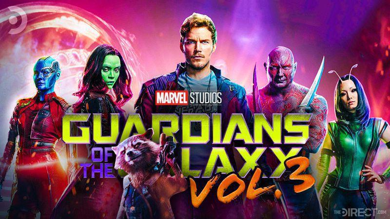 James Gunn reveals Guardians of the Galaxy Vol. 3 status