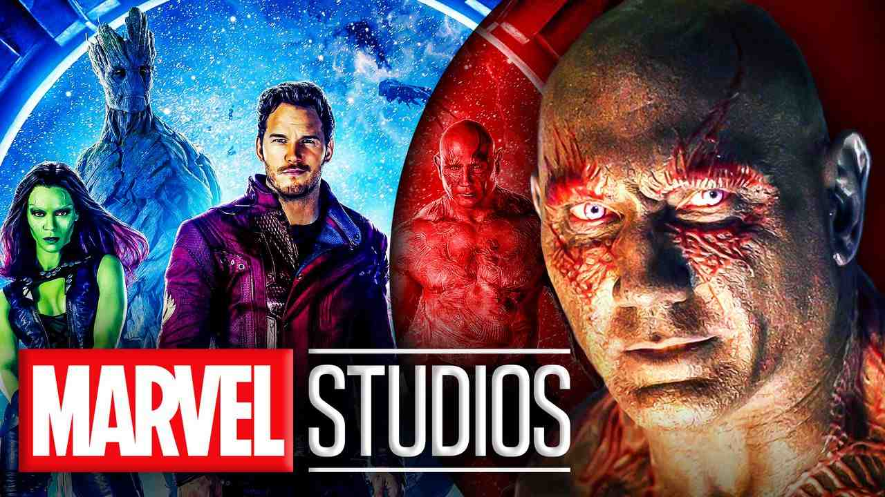 Guardians of the Galaxy Dave Bautista Drax
