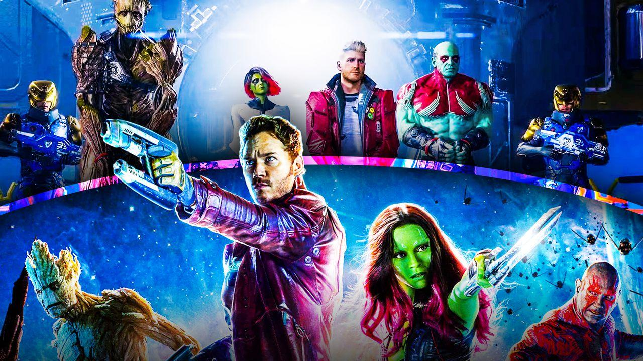 Guardians of the Galaxy Eidos Montreal Reveal