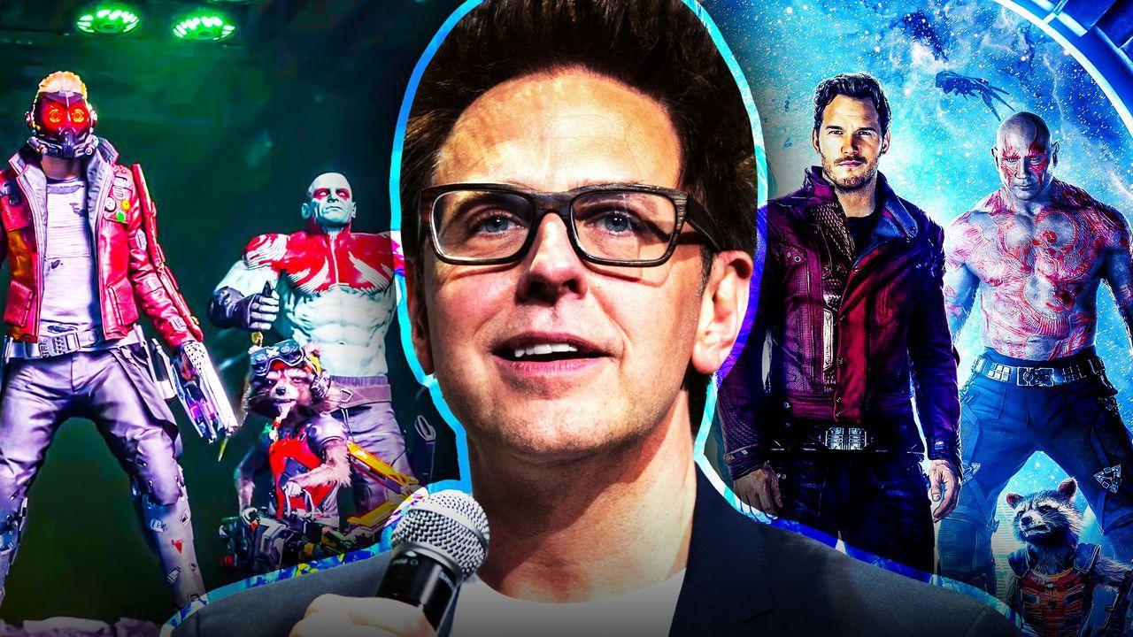 James Gunn, Guardians Game, Guardians of the Galaxy