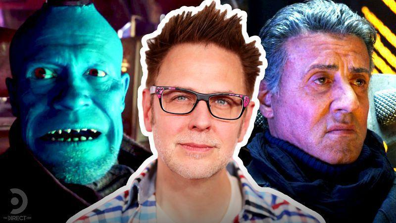 James Gunn reveals new details about Guardians of the Galaxy Vol.2