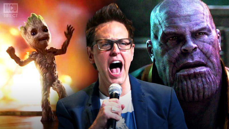James Gunn reveals interesting details about the Guardians of the Galaxy franchise