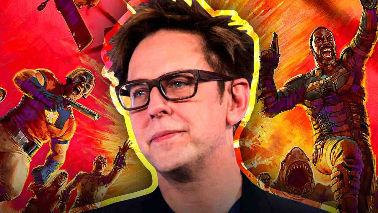 James Gunn The Suicide Squad poster